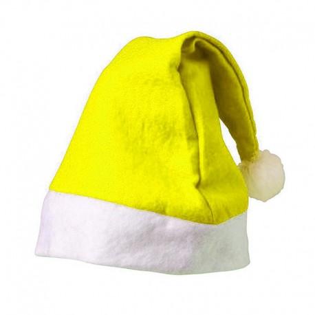Cappello Natale Giallo