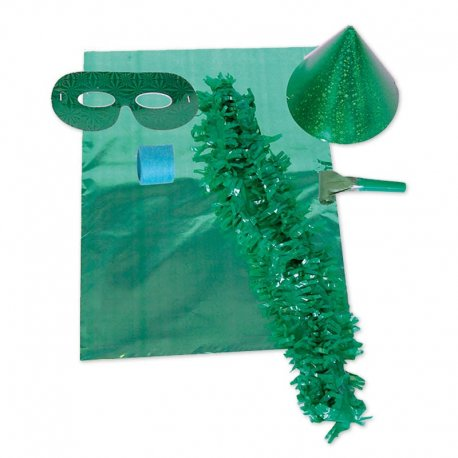 Bolsa Verde de Cotillón