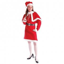Costume Mamma Natale Donna