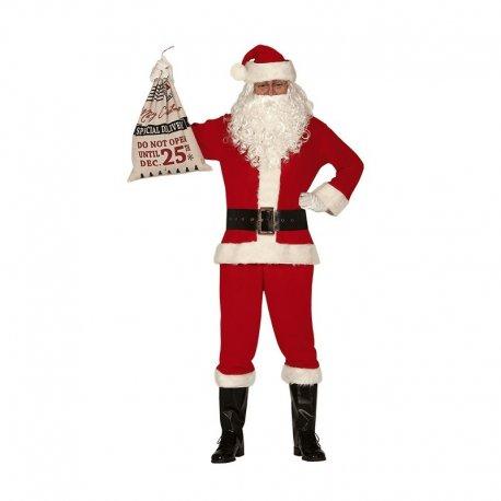 Costume Santa Claus Uomo